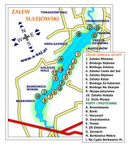 zalew sulejowski