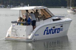 Czarter Mazury: Jacht Motorowy Futura