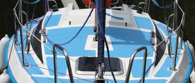 Czarter jacht focus 650